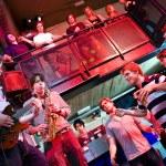 concerto discoteca — Foto Stock #11983858