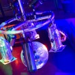 Nightclub strobes - Foto de Stock