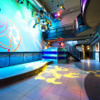 Stock Photo: Nightclub interior