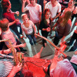 Party crowd — Stock Photo #11984002