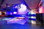 Nightclub interior — Stock Photo