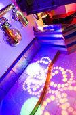 Nightclub Interiior — Stock Photo