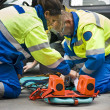 Paramedics — Stock Photo #11998684