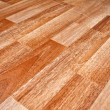 Stock Photo: Wooden laminated floor