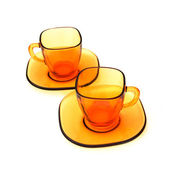 Tea cups — Stock Photo