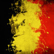 Belgium flag - Stock Photo
