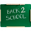 Back to School note — Stock Photo #12186812