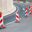 Stock Photo: Traffic signalization