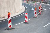Traffic signalization — Stock Photo
