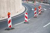 Traffic signalization — Stock Photo