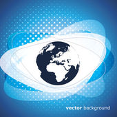 Abstract Background Vector — Stock vektor