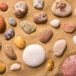 Stock Photo: Sea pebbles