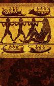 希腊神话 — 图库照片