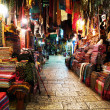 Market in Jerusalem — Stock Photo