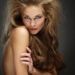 Erotic lion — Stock Photo #10944981