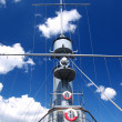 Mast of ship — Stock Photo #10946211