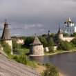 Kremlin of Pskov — Stock Photo #10946552