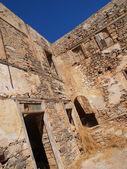 Eski boş ev — Stok fotoğraf