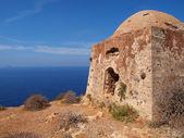 Fortificazione del castello — Foto Stock