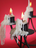 Bright candlestick — Stock Photo