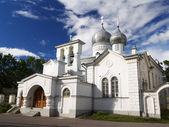 Varlaam Church in Pskov — Stock Photo