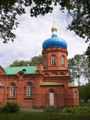 Saint Alexander Nevsky church — Stock Photo