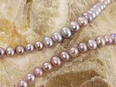 珍珠的项链 — 图库照片