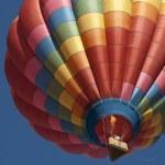 Hot air balloon, — Photo