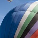 les montgolfières — Photo