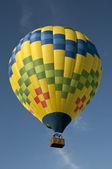 Hot air balloon — Stockfoto