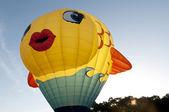 Hot air balloon — Foto de Stock