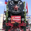 Old locomotive — Stock Photo #11041403