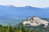 Montagnes de l'Oural — Photo