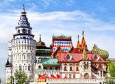 Izmailovo kremlin — Foto de Stock