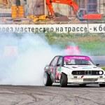 Drift show 2012 — Stock Photo