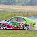 Drift show 2012 — Stock Photo #11703682