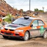 Güney ural 2012 rally — Stok fotoğraf