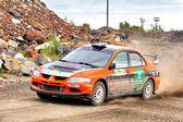 Rally 2012 urales meridionales — Foto de Stock