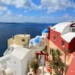 Caldera, Oia, Santorini, Greece — Stock Photo #11416083
