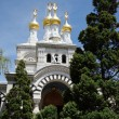 Stock Photo: Russian church, Geneva, Switzerland