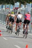 International Triathlon 2012, Geneva, Switzerland — Stock Photo