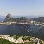 Sugarloaf Mountain in Rio de Janeiro — Stock Photo #11218891