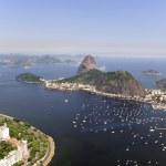 Sugarloaf Mountain in Rio de Janeiro — Stock Photo #11218902