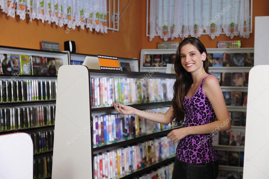 dvd teen movie rental