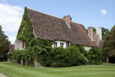 Typical french house — Stock Photo