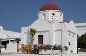 Iglesia ortodoxa de agia moni — Foto de Stock
