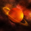 Saturn — Stock Photo #11079462