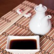 Soy sauce - Stock Photo