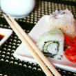 Sushi plate — Stock Photo #11485420