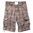 Stock Photo: Modern casual shorts